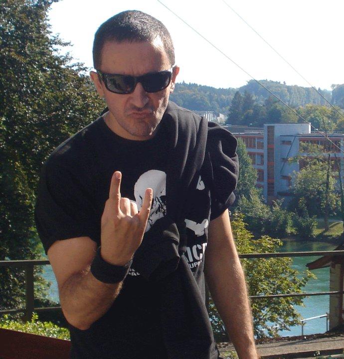 Entrevista com Marcos da banda Agrotóxico.