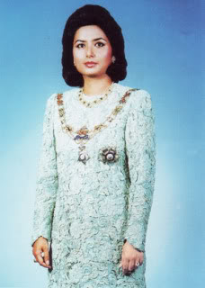 Raja Zarith Idris Sultanah of Johore