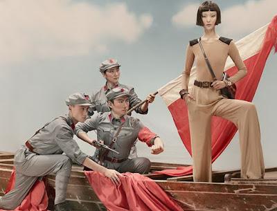 Modelos Famosas De China