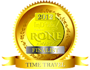 **2012 RONE Awards Finalist**Best Time Travel**