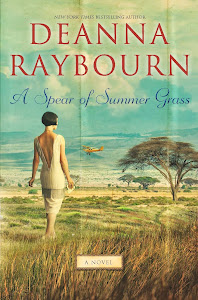 Giveaway - A Spear of Summer Grass.