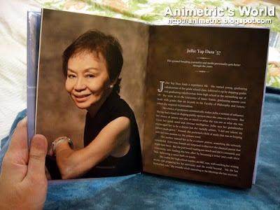 Julie Yap-Daza in A Cut Above