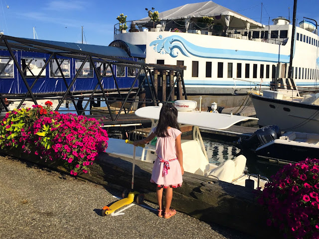 Di Millos Ship | Floating Restuarant | Portland | Chichi Mary Blog