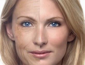 petua hilangkan kulit  berkedut