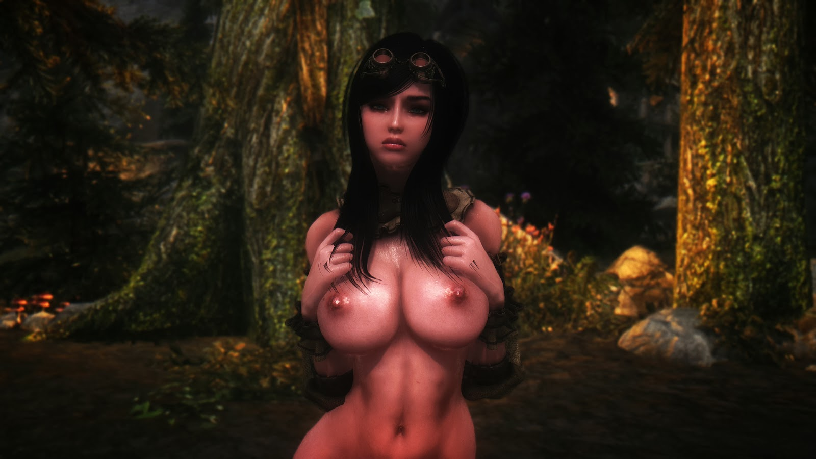 How to install skyrim nude girls naked picture