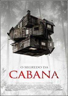 Download O Segredo da Cabana RMVB + AVI Dublado + Torrent