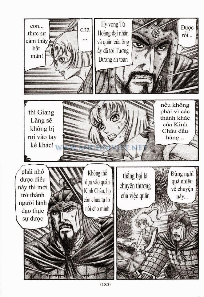 Chú Bé Rồng - Ryuuroden chap 159 - Trang 17