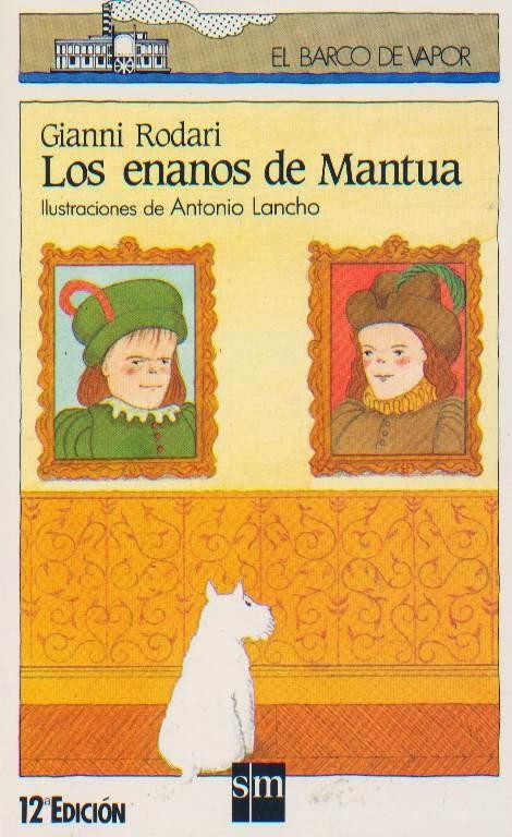 libros infantiles leer todomundopeques lectura verano Mantua