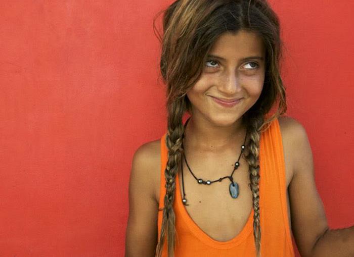 Фото красивых цыганских девушек