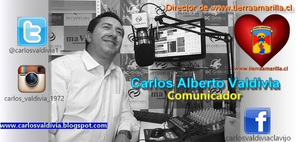 Carlos Valdivia de Tierra Amarilla