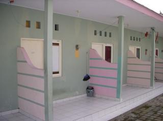Desain Rumah Kontrakan atau Kost Sederhana dan Nyaman