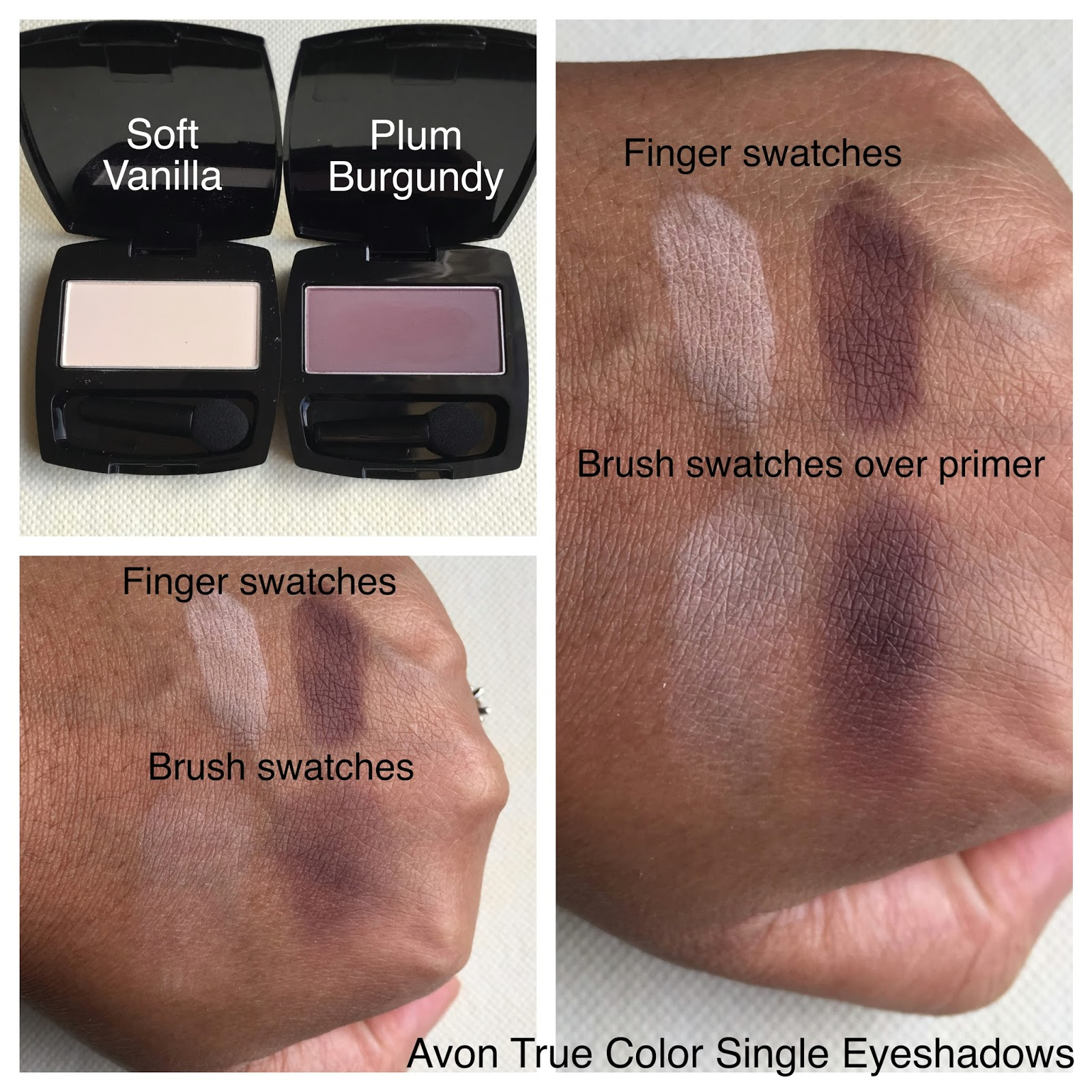 makeup addiction comments experience with singles eyeshadows