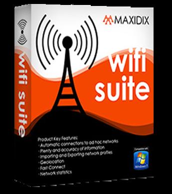 Descargar Gratis Maxidix Wifi Suite 2015