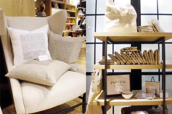 Pawling Print Studio at the New York West Elm Hearts Handmade Art Event