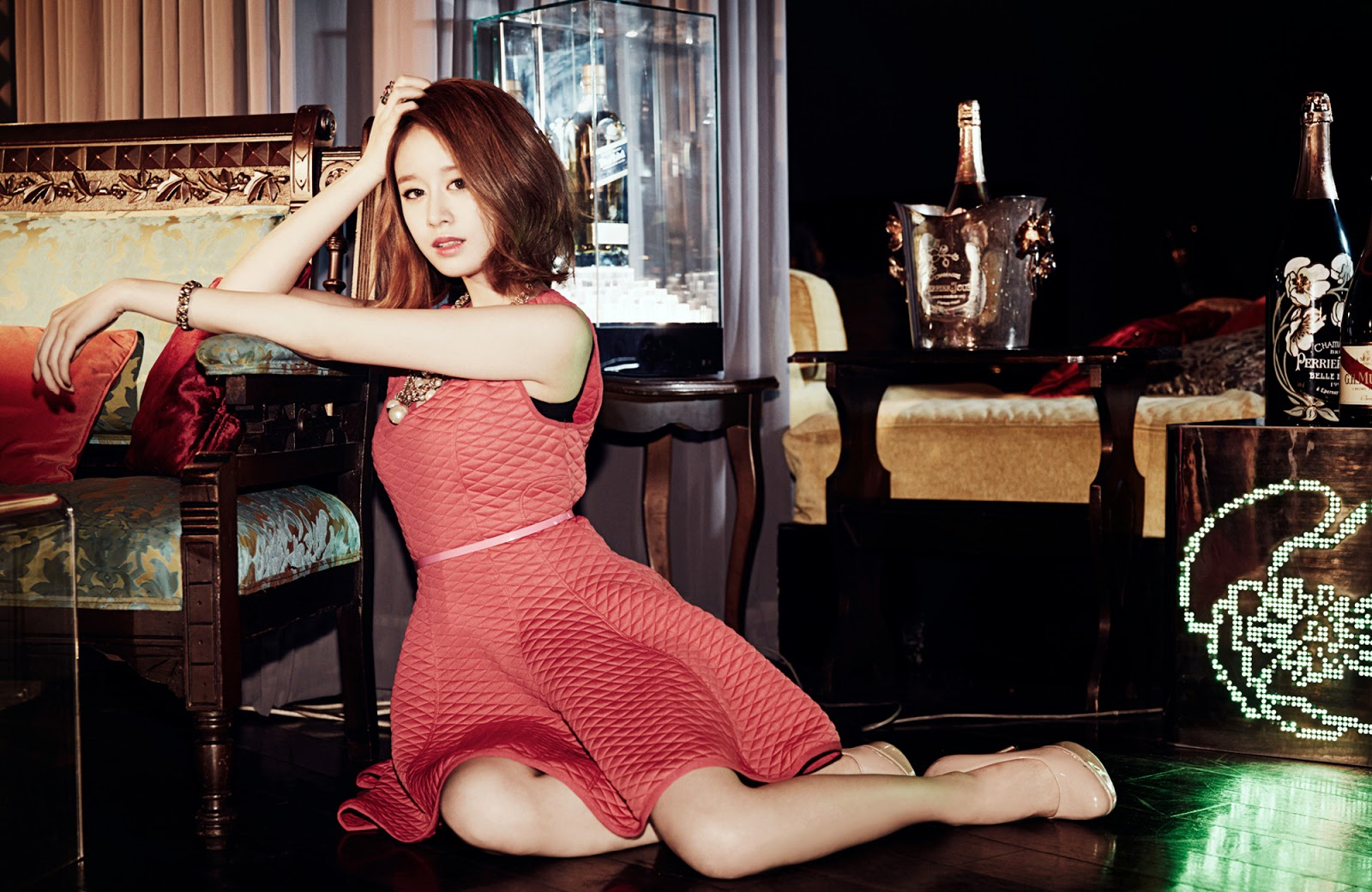 check out t ara s stunning concept pictures for their 3rd