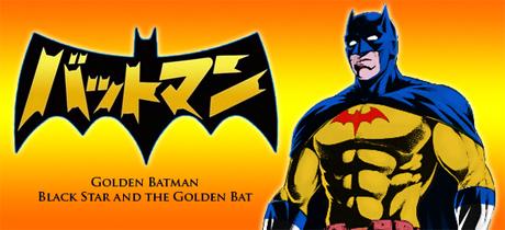 Golden Batman - Blackstar y Golden Batman