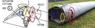 mayat mh370 bergelimpangan
