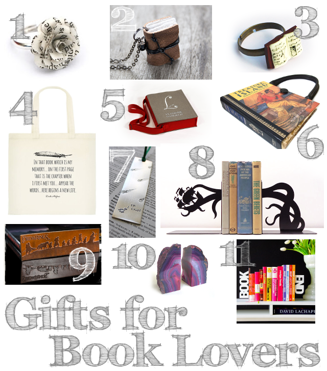 Gift Guide For Book Lovers A Blackbird 39 S Epiphany Uk