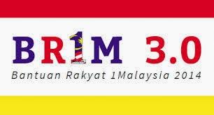 Pendaftaran BR1M 3.0 Bermula 23 Disember 2013 | BRIM 2014