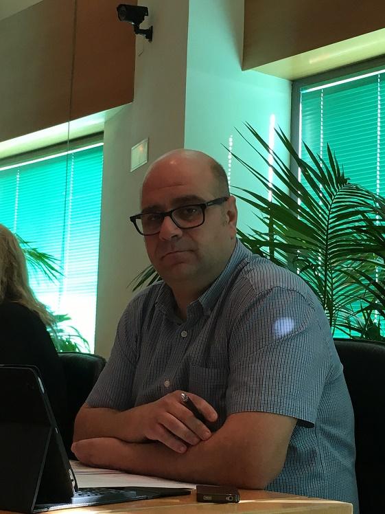 Juan Bautista - Concejal IU Alcobendas