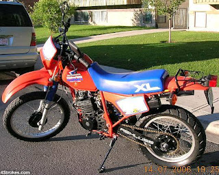 Honda XL 250R