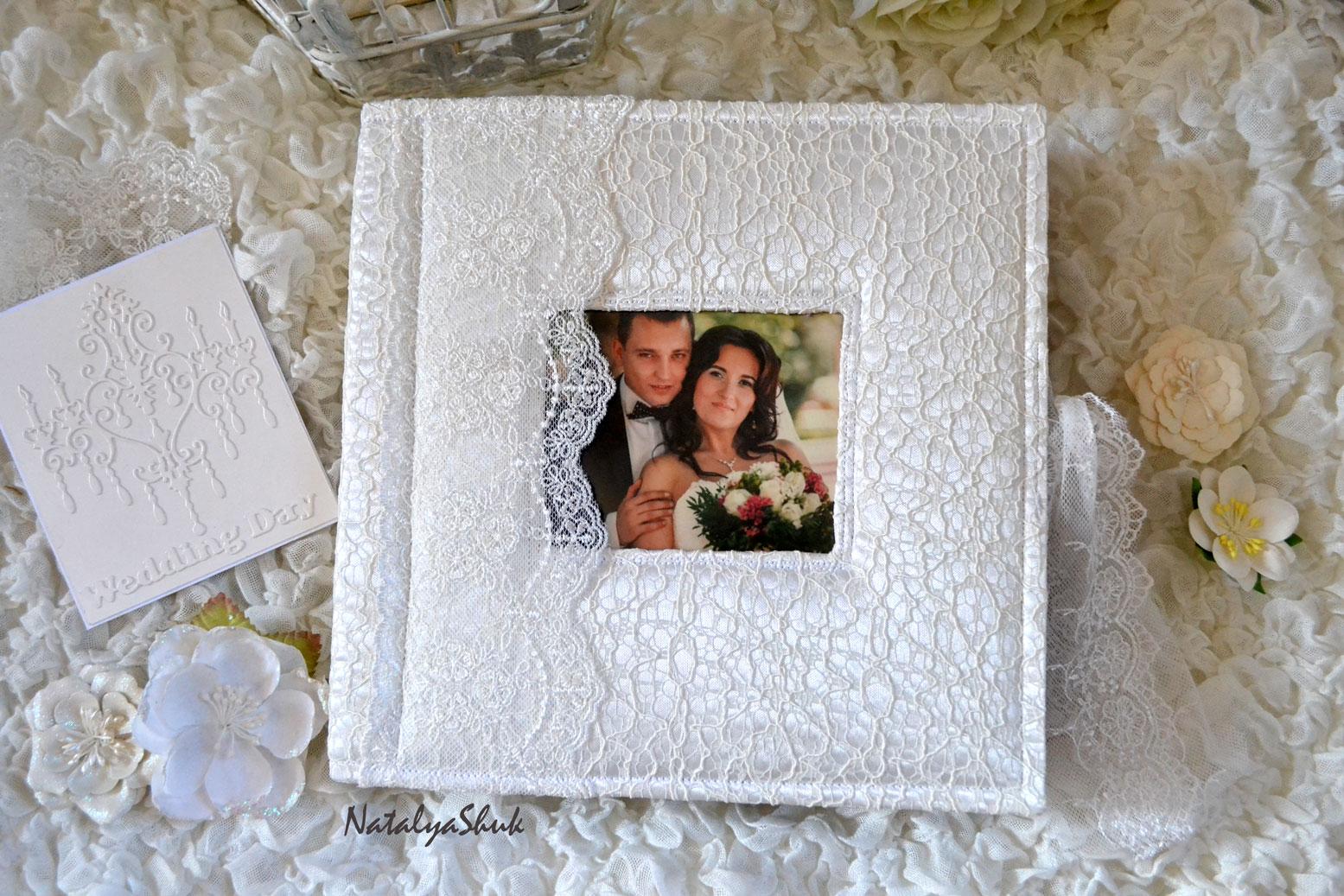 Оформление свадебного альбома своими руками:мастер-класс 29