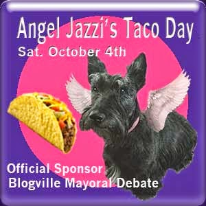 Don't Forget Angel Jazzi's Taco Day