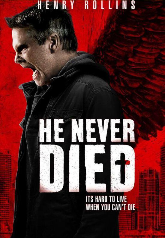 Ele Nunca Morre Torrent – BluRay 720p e 1080p Dual Áudio (2016)