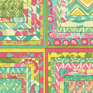 Moda SPRING HOUSE Quilt Fabric by Stephanie Ryan