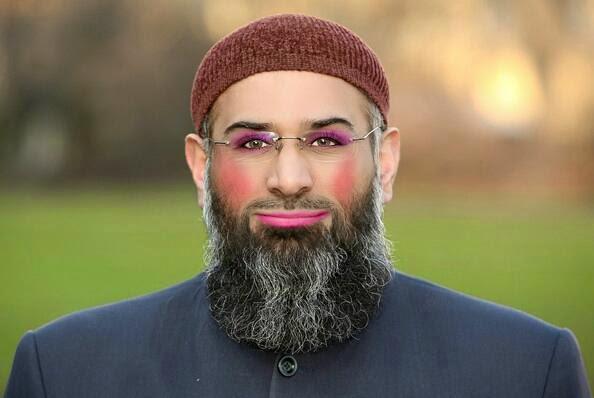 Anjem Choudary Suck It