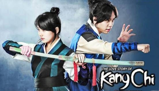 THE LOVE STORY OF KANG CHI – NOV. 15, 2013