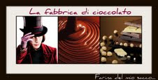 La Fabbrica di Cioccolato di Crysania