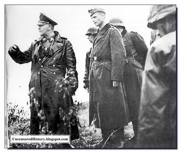 Theodor Eicke brilliant commander Totenkopf