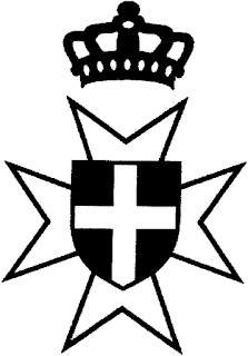 Ecumenical Order cross and shield