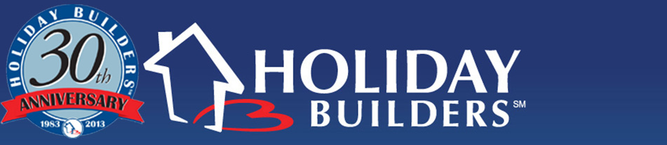 Holiday Builders New Home Builder in FL,AL, SC, TX