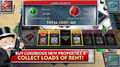 how to buy back mortgaged property in monopoly app