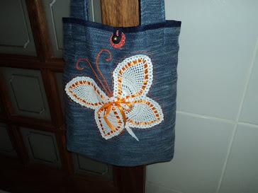 Bolsa borboleta
