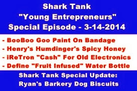 Shark Tank Special Episode 3/14/2014