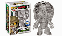 Funko Pop! Clear Predator