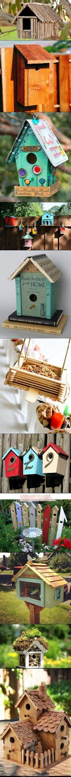 DIY Amazing Birdhouse
