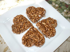 Chocolate-Mint Rice Crispy Treats