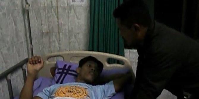 Seorang Korban Longsor Banjarnegara selamat setelah 9 jam tertimbun lumpur