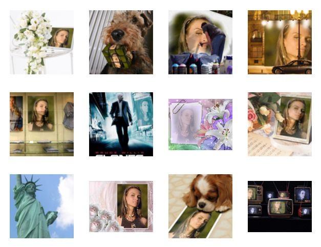 bilder beschriften kostenlos FotoFlexer