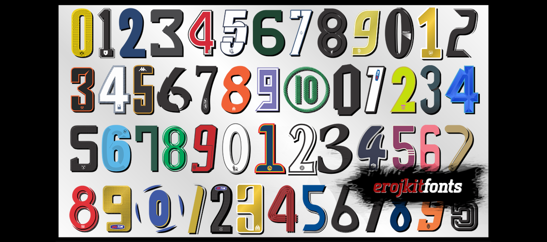 ErojkitFonts, a maior coleção de fonts da internet !