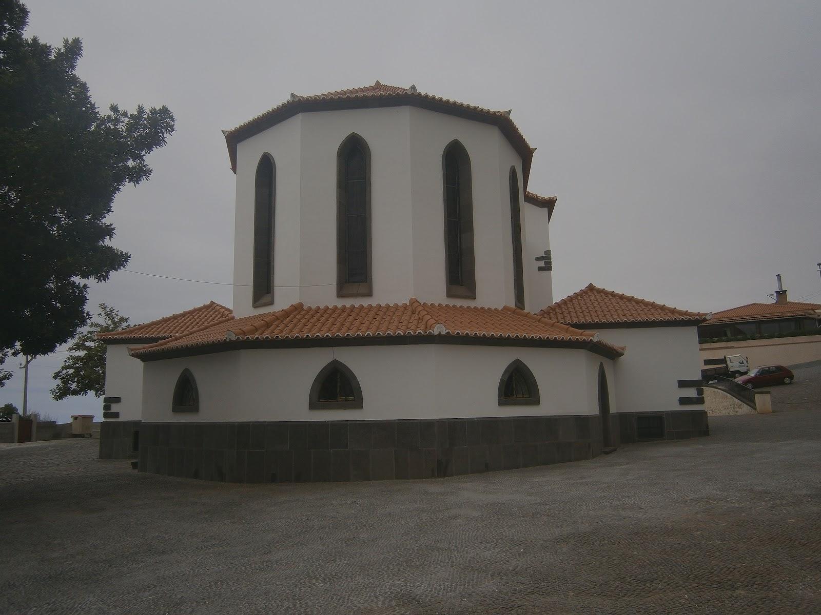 fotográfico: IGREJA PAROQUIAL DE SÃO GONÇALO FUNCHAL (Madeira) #5E4D40 1600x1200