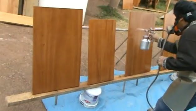 decoraciones manualidades en madera tecnicas para