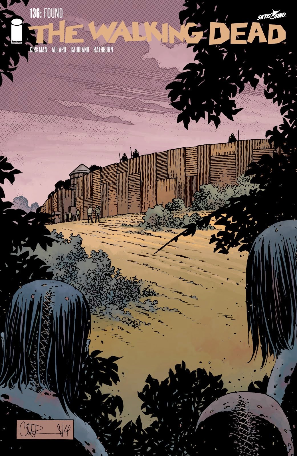 The Walking Dead Comics #136