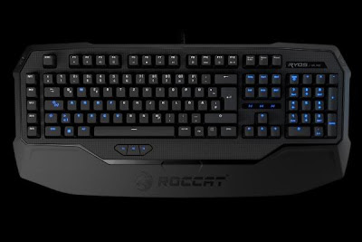 ROCCAT Ryos MK Pro Mechanical Gaming Keyboard