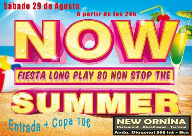 Flyer Fiesta Long Play 80 (Non Stop The Summer)