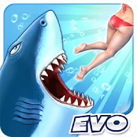 Download Hungry Shark Evolution Apk + Mod + Data v3.3.2